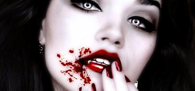 5 id es de maquillage pour halloween - Idees pour halloween ...